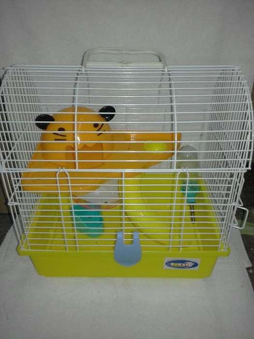 Jaula para <strong>hamster</strong>