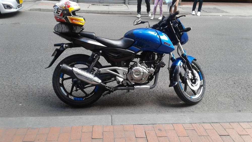 moto pulsar 180 mmodelo 2016