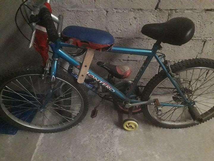 bicicleta aro 24 en muy buen precio