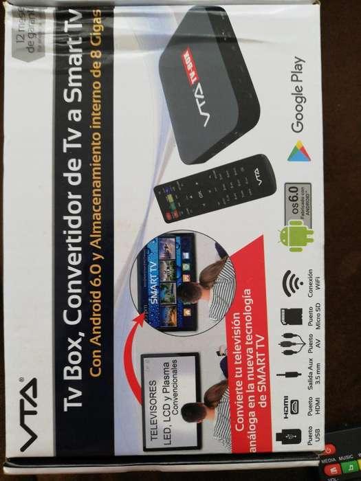 Convertidor de Tv a Smart Vta