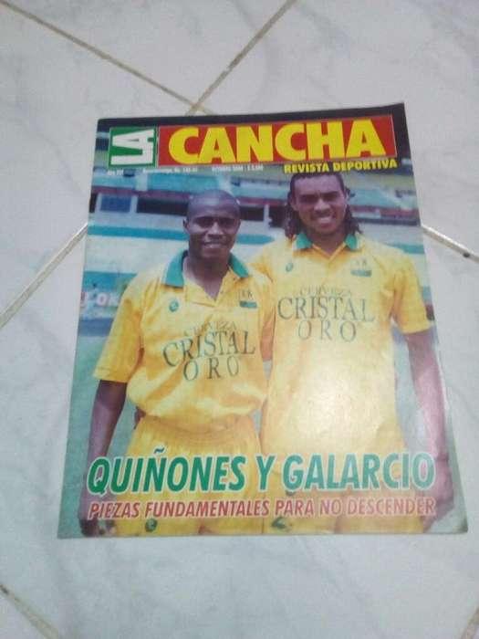 Coleccion Atletico Bucaramanga Revistas