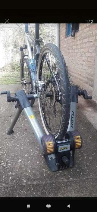 Entrenador Bici Como Nuevo 1 Mes Uso