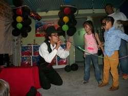 MAGIA para fiestas de niños IBAGUÉ 3182400569