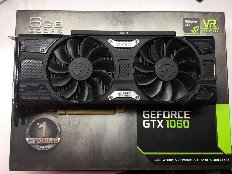 Evga Gtx 1060 6gb DDR5