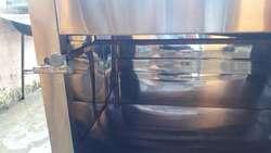 Carreta de Comidas ¡térmica! 4 Usos