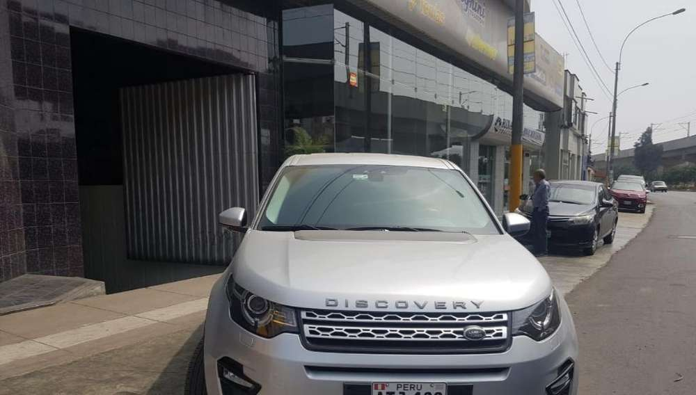 Land <strong>rover</strong> Discovery 2016 - 14000 km