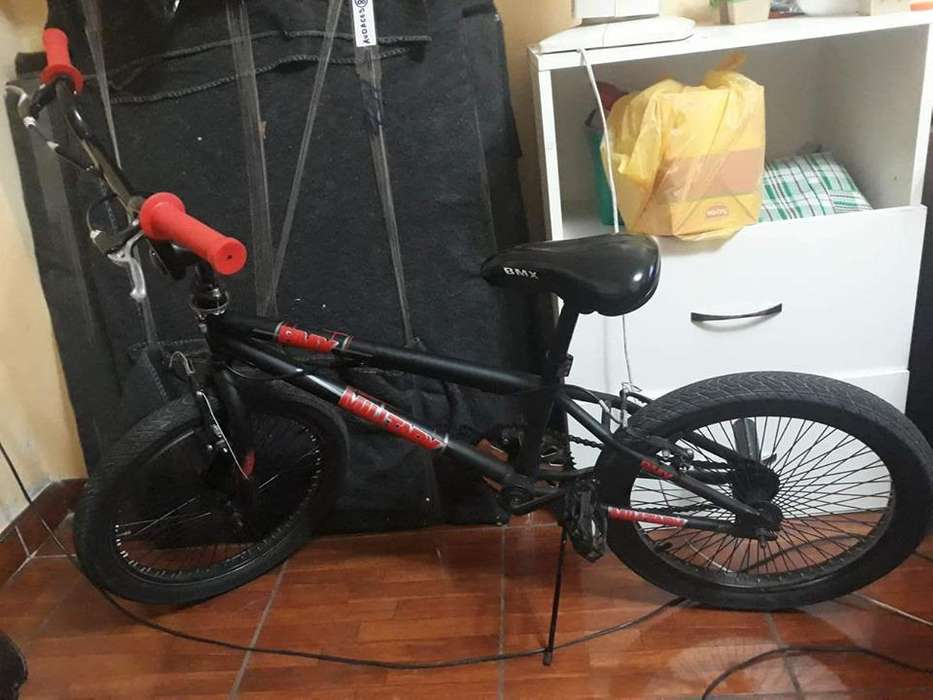 BMX ACROBATICA - ARO 20
