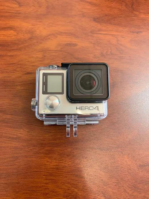 Gopro Hero 4 Silver <strong>video</strong> 4k 12mpx Bluetooth Wifi