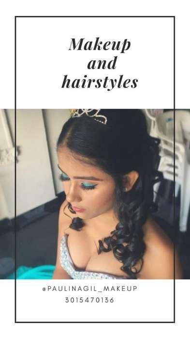 Maquillaje Y Peinados