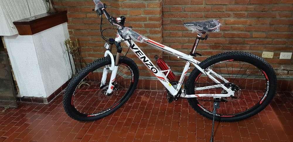 Bicicleta Venzo 29