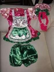 Vendo Disfraces para Niña de 2 Años