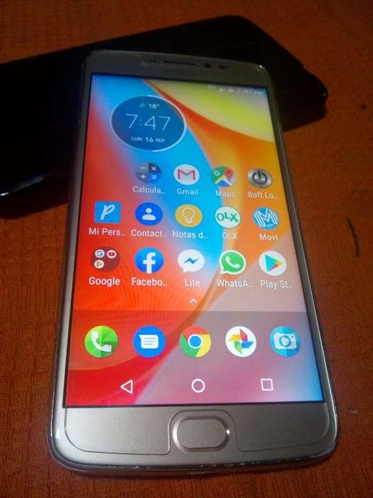 Moto E4 Plus Libre Impecable