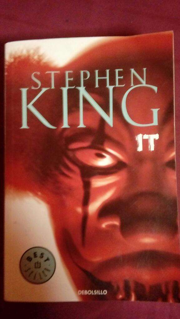 Libro It de Stephen King