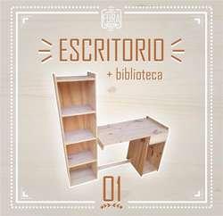 Escritorios  Bibliotecas - FURA MUEBLES
