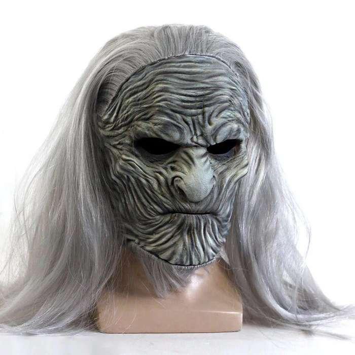 Mascara Juego De Tronos Los Caminantes Blancos