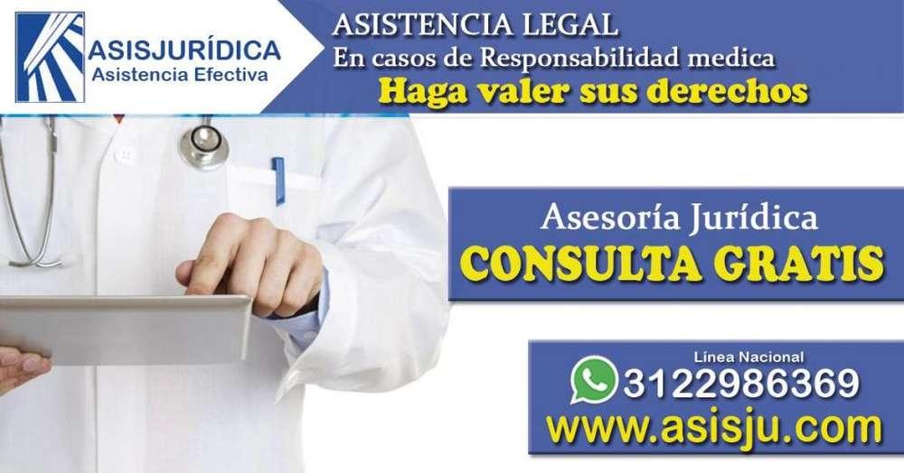 Responsabilidad y Negligencia Médico en Medellín La Dorada Asistencia legal Abogados especializados