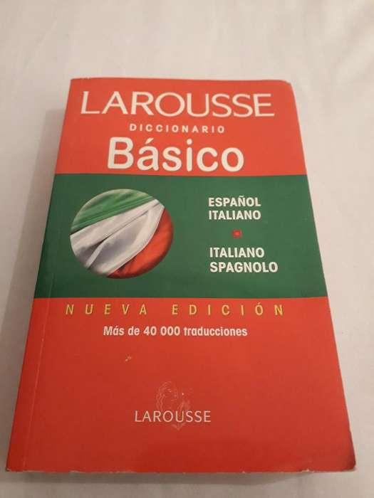 Diccionario Larousse Español -italiano