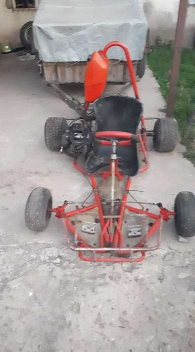 Karting Usado a Motor en Buen Estado