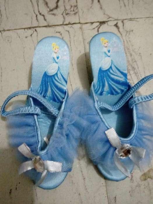 Sandalias de La Senicienta Talla 26