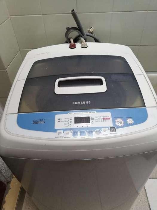 Lavadora Samsung 18 Kg Excelente Maquina