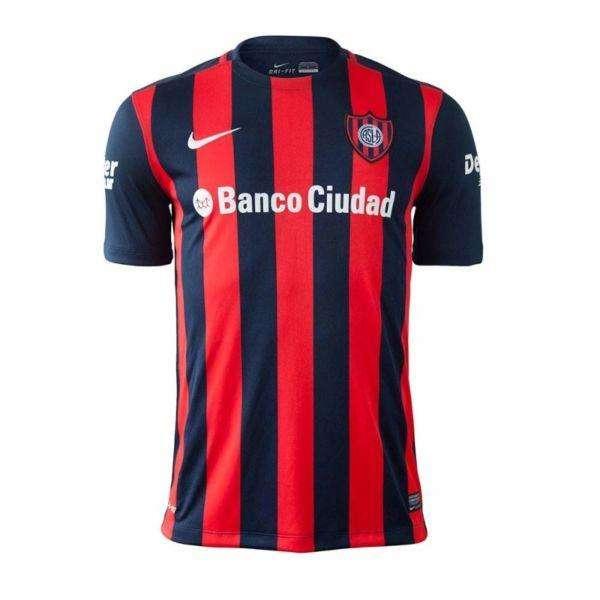 Camiseta San Lorenzo 2015 Original Bolsa Cerrada Etiquetas Talle XL