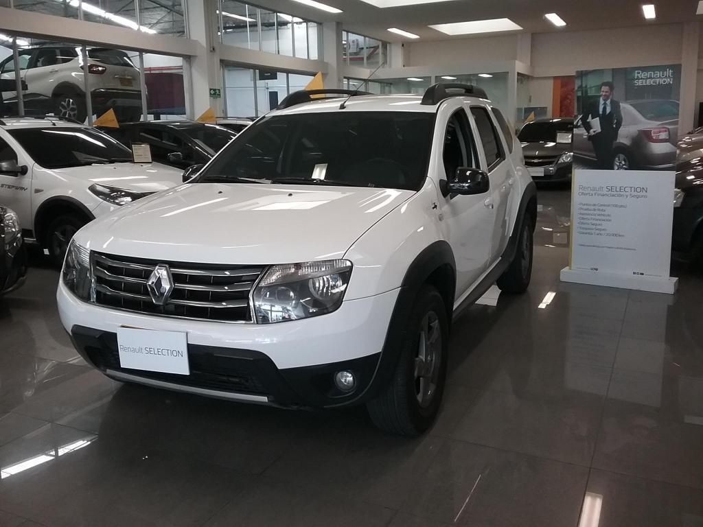 RENAULT DUSTER DYMANIQUE AUTOMATICO 2016