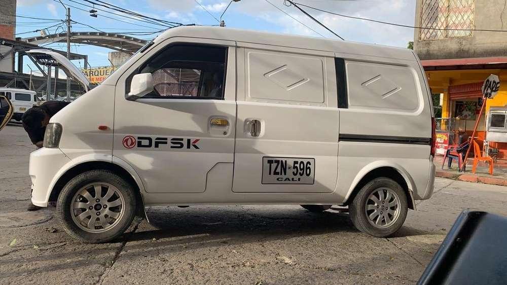 Camioneta Tipo Van Dfsk