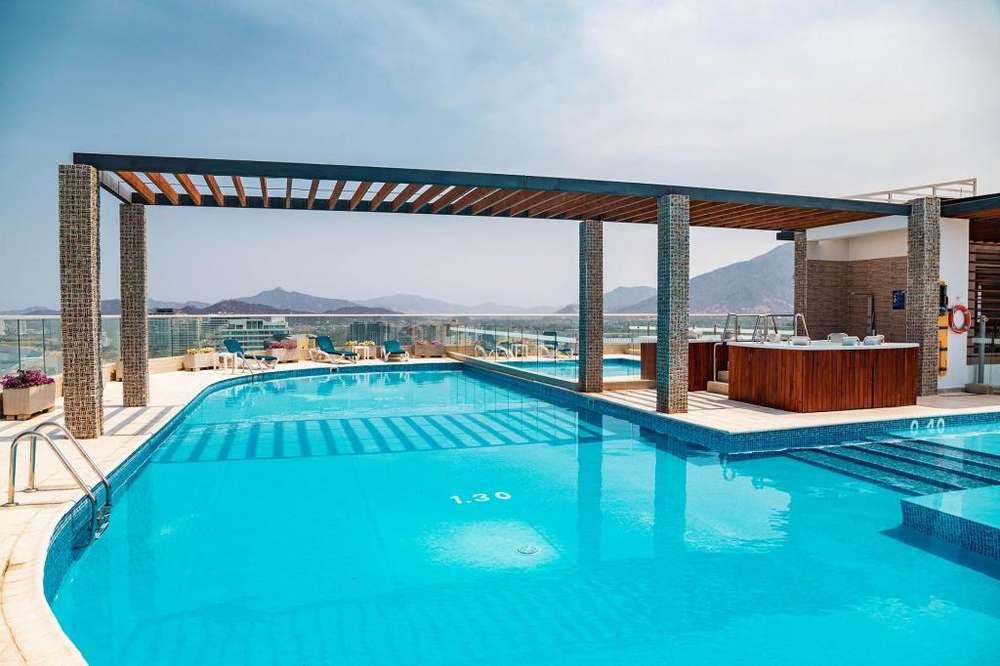 Espectacular apartamento en Bello Horizonte frente al mar