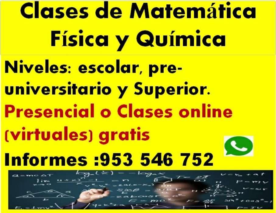 Matemática Y Ciencias a T/niv 953546752