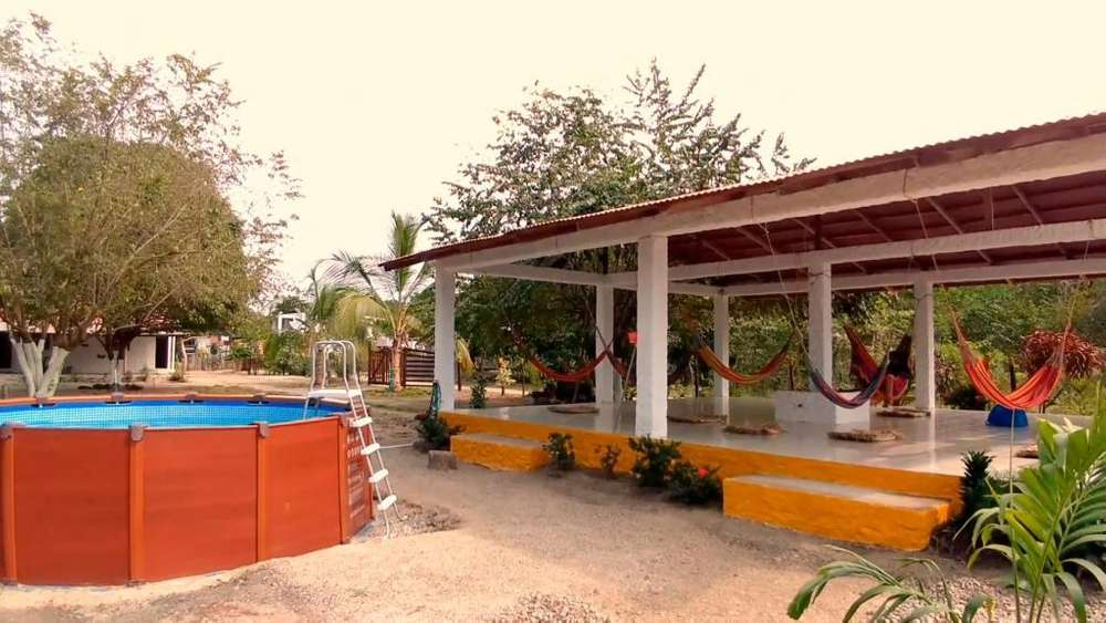Lote Venta permuta Hostal Playa,Palomino,Guajira wasi_1014811