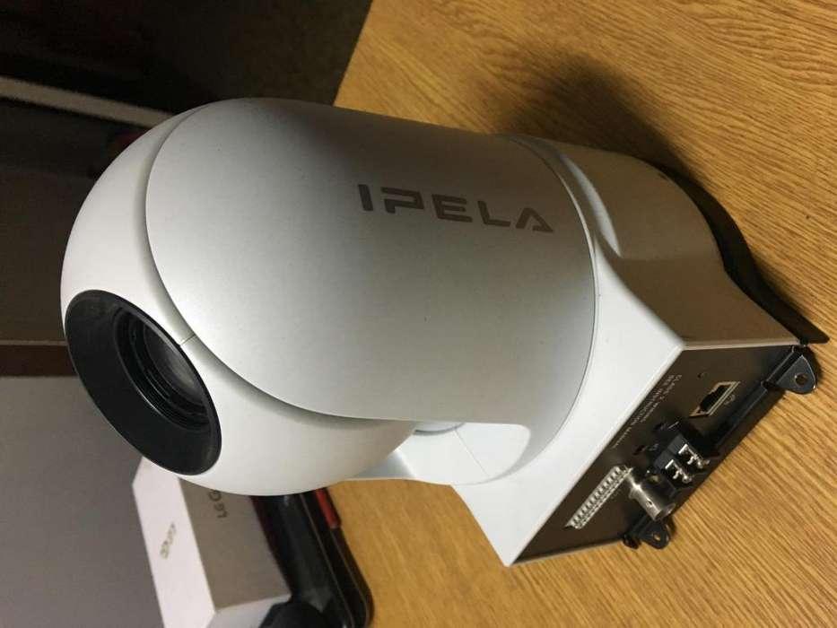 Camara IP Sony Ipela SNCRZ25P