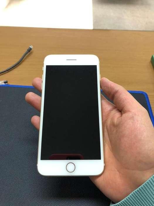 iPhone 7 Plus de 128 Gbs Dorado