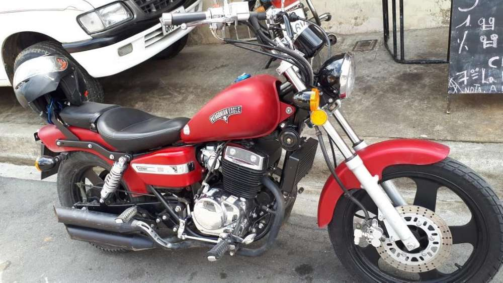 Moto 250cc Tipo <strong>harley</strong>