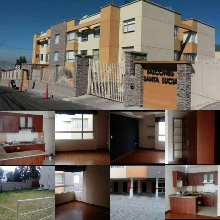 Arriendo Depart.balcones Santa Lucía