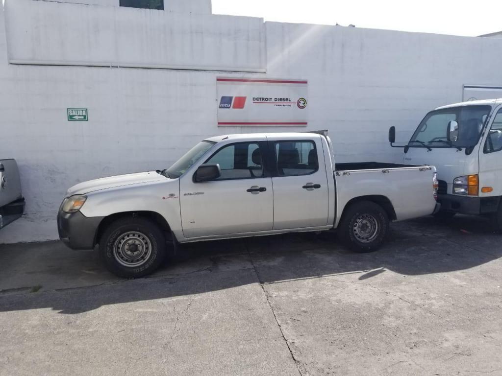 MAZDA BT50 4x2 2.5L DIESEL CRDI; D/C 2009