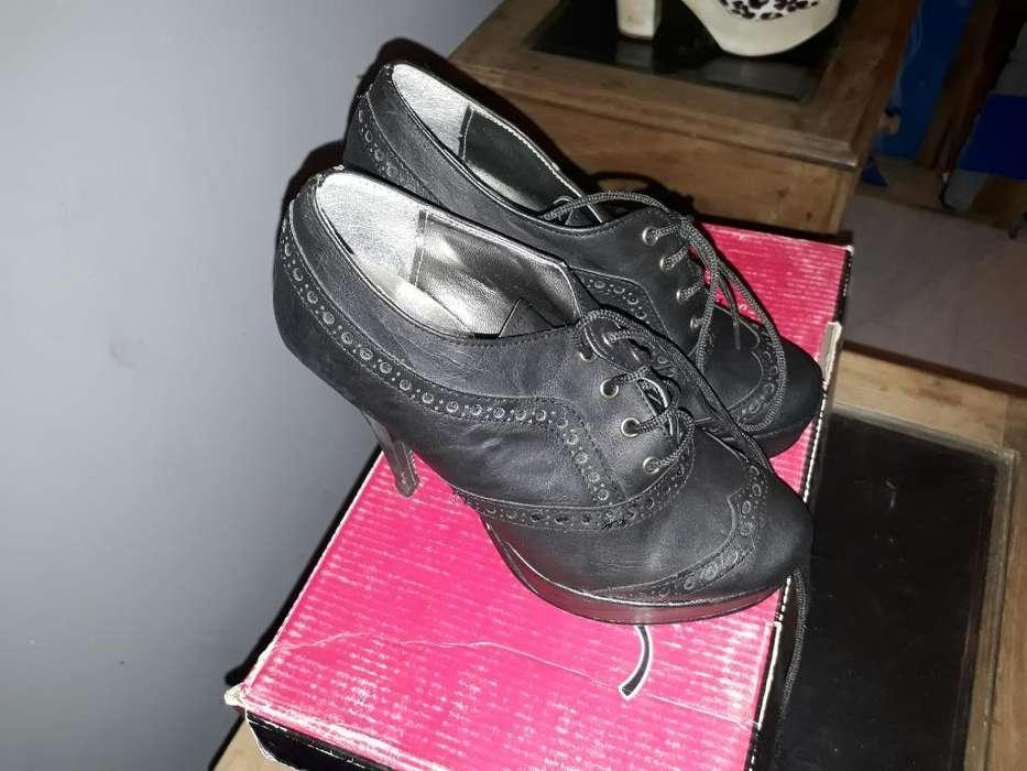 Zapatos de <strong>mujer</strong> Talle 35 de Calidad