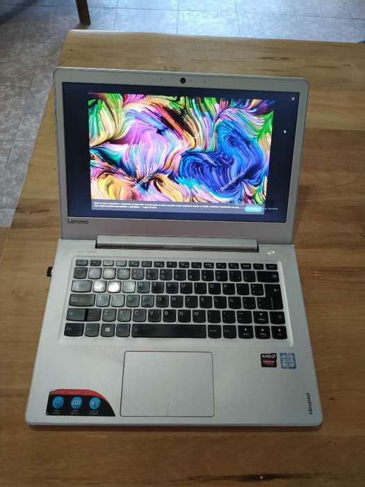 Notebook Lenovo Disco Ssd 256 Y 8gb Ram
