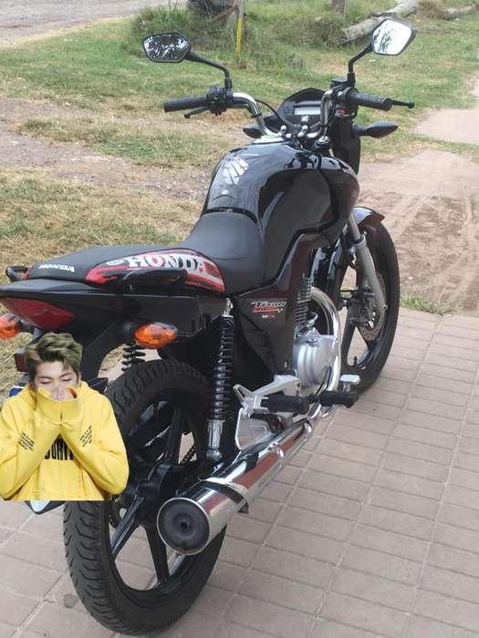 honda cg new titan 150 cc (no permuto)