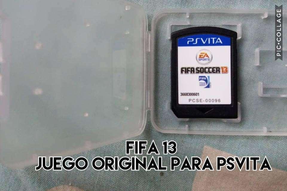 fifa 13 juego original para psvita precio fijo