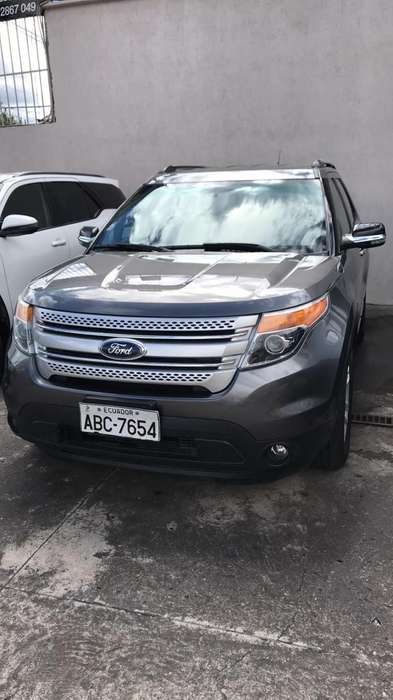 Ford Explorer 2012 - 125000 km