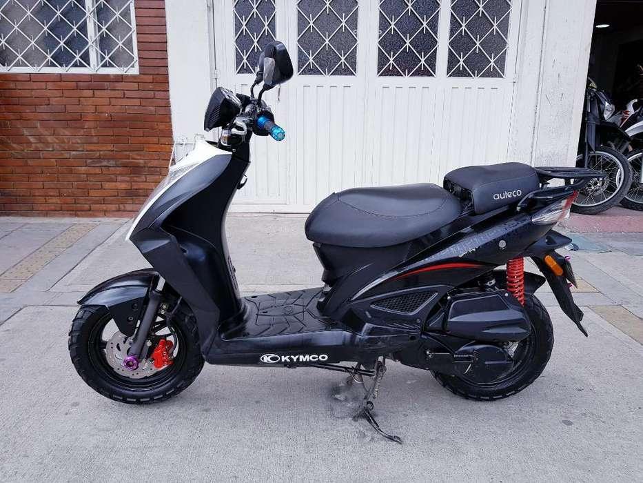 Agility Rs 125 Modelo 2012