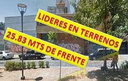 LIDERES EN TERRENOS - - 3 FRENTES.