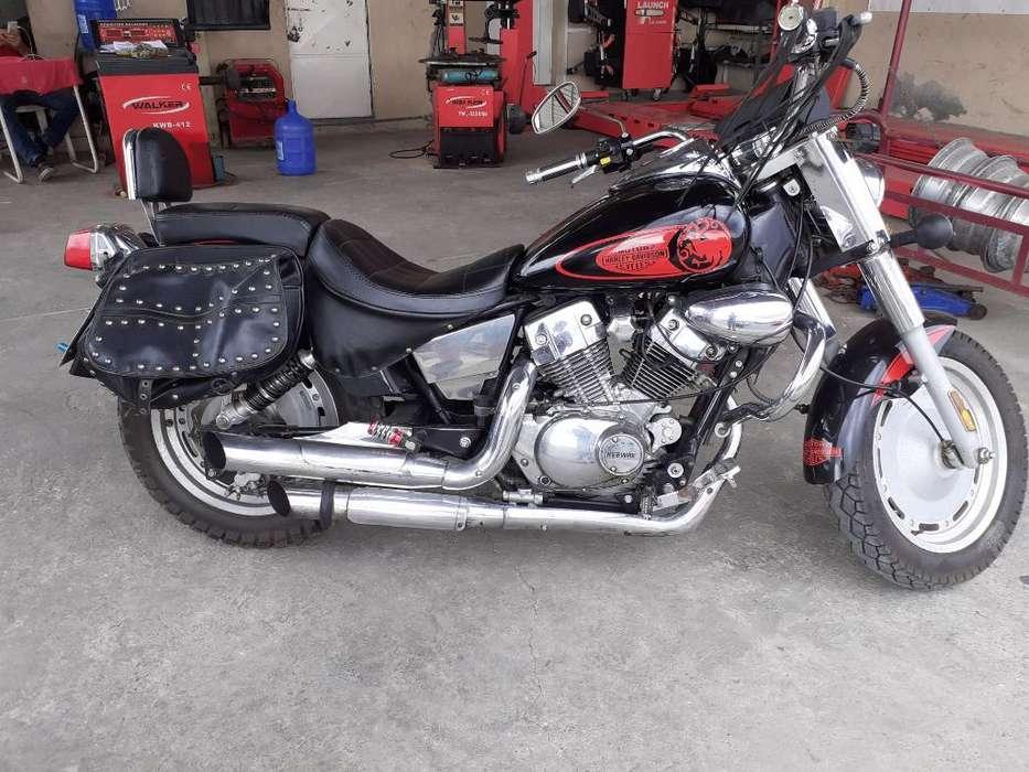 Moto Keeway Terminator 250 Año 2009