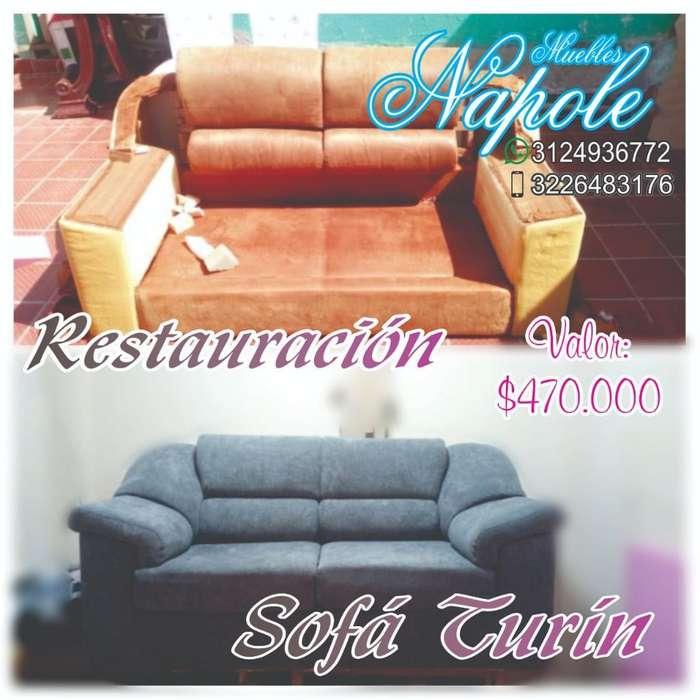 Restauraciones de Sofas Y Poltronas