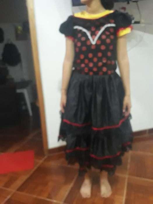 Vendo Vestido de Catrina