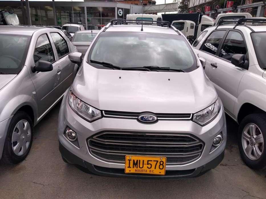 Ford Ecosport 2015 - 55000 km