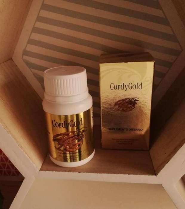 Cordygold - Ganoexcel