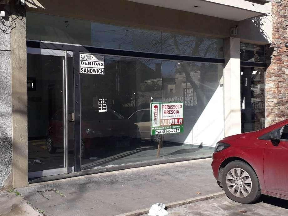Local en alquiler en Quilmes Oeste Centro