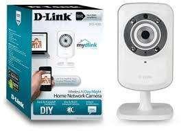 Camara de vigilancia DSC932 DLINK