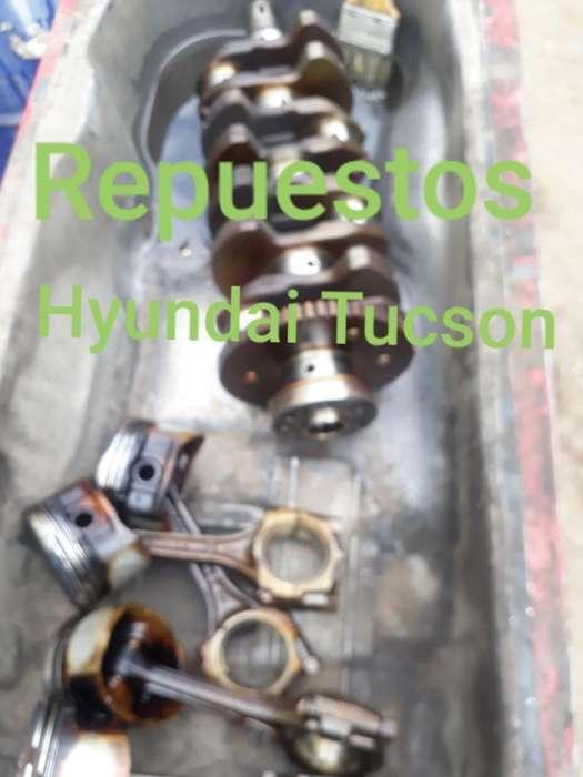 Hyundai Tucson 2007 - 150000 km